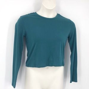 NWT! Wild Fable Long Sleeve Crop Top XS Sm Med